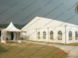 China Economical PVC Event Tent High Strength Aluminium Alloy 500 People Capacity supplier