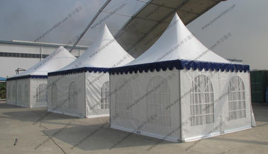 China Luxury Modular Pagoda Party Tent , Trade Shows Use Commercial Event Tent supplier