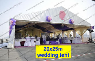 China Outdoor Luxury Wedding Event Tents supplier