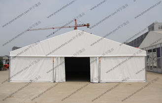 China 10 x 21m Large PVC Camping Tent Separation Waterproof For Outdoor Church Event supplier