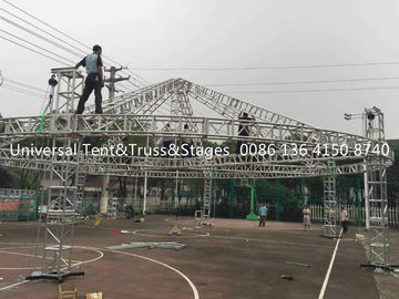 China Professional Custom Concert Stage Lighting Truss 290mm Lightweight Truss System supplier