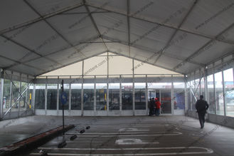 China 350-500 Seaters Marquee Tent Wedding Reception As Banquet Hall , Long Life Span supplier