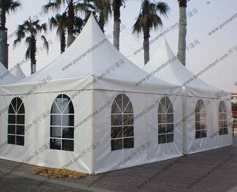 China Hot sale Aluminum frame Pagoda Gazebo Outdoor Event party Tent supplier