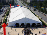 Clear PVC Windows Huge Exhibition Dome Tent