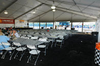 China Professional Outdoor Event Tent , Backyard Event Tents As Hotel / Restaurant factory