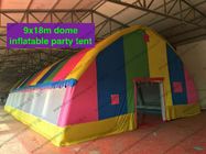 Retardant Colorful Arch Rain Tents Outdoor Events Water Proofing Easy Assemble Demount