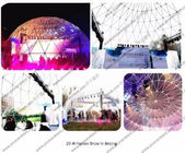 Clear Roof Marquee Party Transparent Wedding Event Tents For Outdoor Banquet