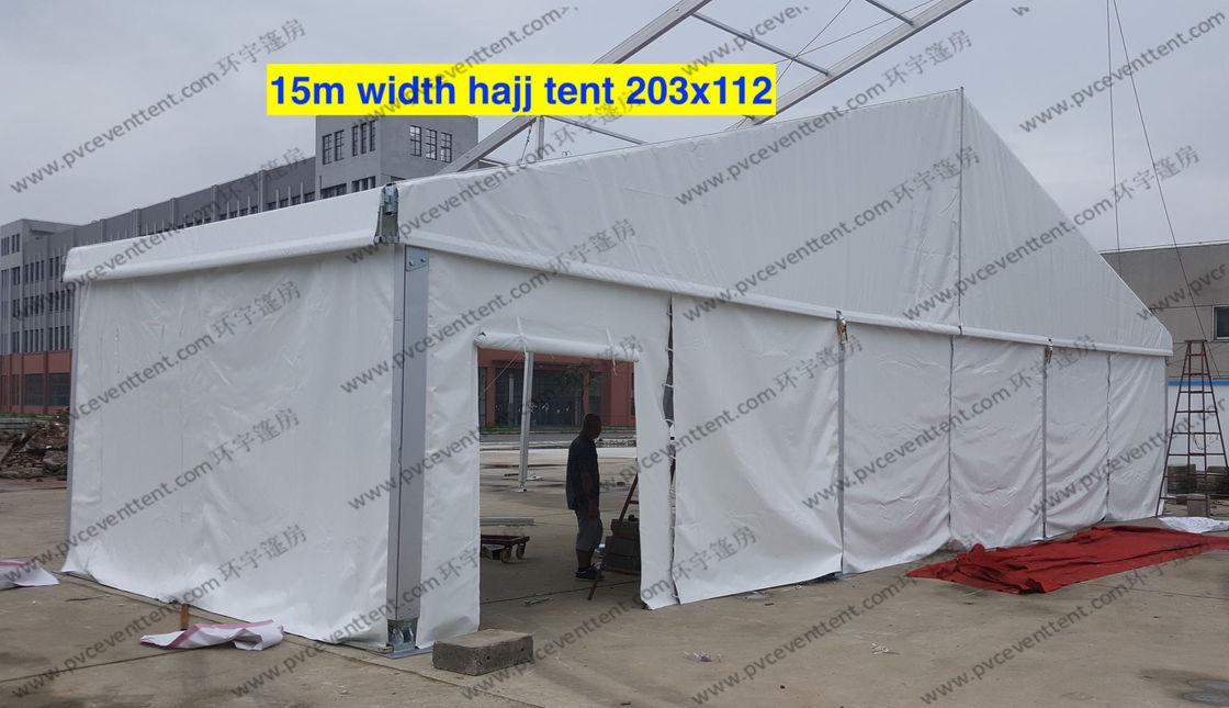 Aluminum Frame PVC Event Tent Red / Outdoor PVC Ramadan Tent Transparent Cover : pvc canopy frame - afamca.org