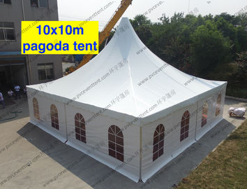 Clear Span Tent High Peak Church Windows Multi - Role For World Expo Show
